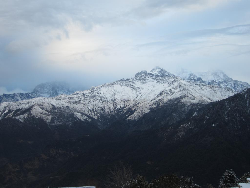 Annapurna Mountain