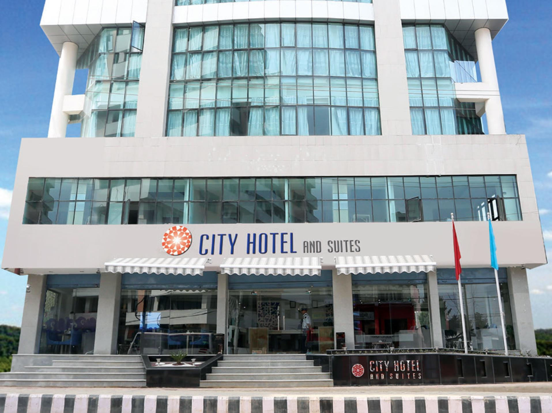 City Hotel And Suites Pvt Ltd