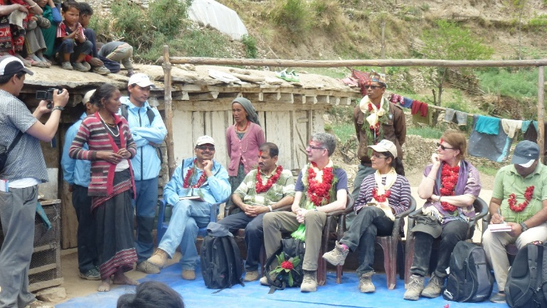 Nepal Tour for VIPs